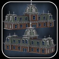 Victorian Train Station - Extended License image 2
