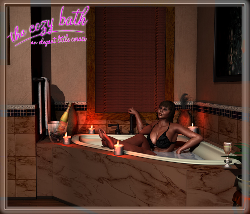 The Cozy Bath - Extended License by ironman13