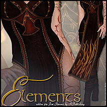 Elements for Fire Princess image 4