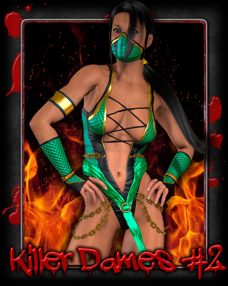 Exnem Killer Dames 2 for V4