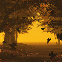 RenderSpots Autumn Dreams for Poser and DAZ Studio image 2
