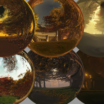 RenderSpots Autumn Dreams for Poser and DAZ Studio image 4
