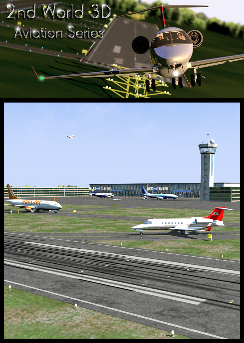 Polygon International Airport - Extended License by 2nd_World