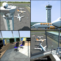 Polygon International Airport - Extended License image 1