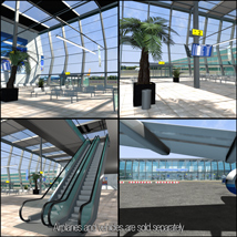 Polygon International Airport - Extended License image 2