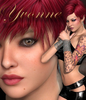 MDD Yvonne for V4.2 by Maddelirium