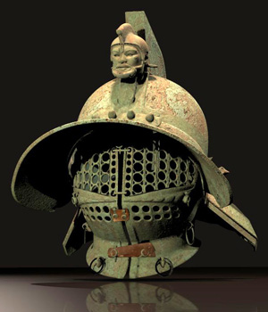 MS14 Gladiator Relic Poser 3D Models London224
