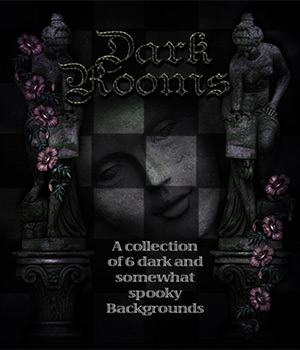 Dark Rooms 2D antje