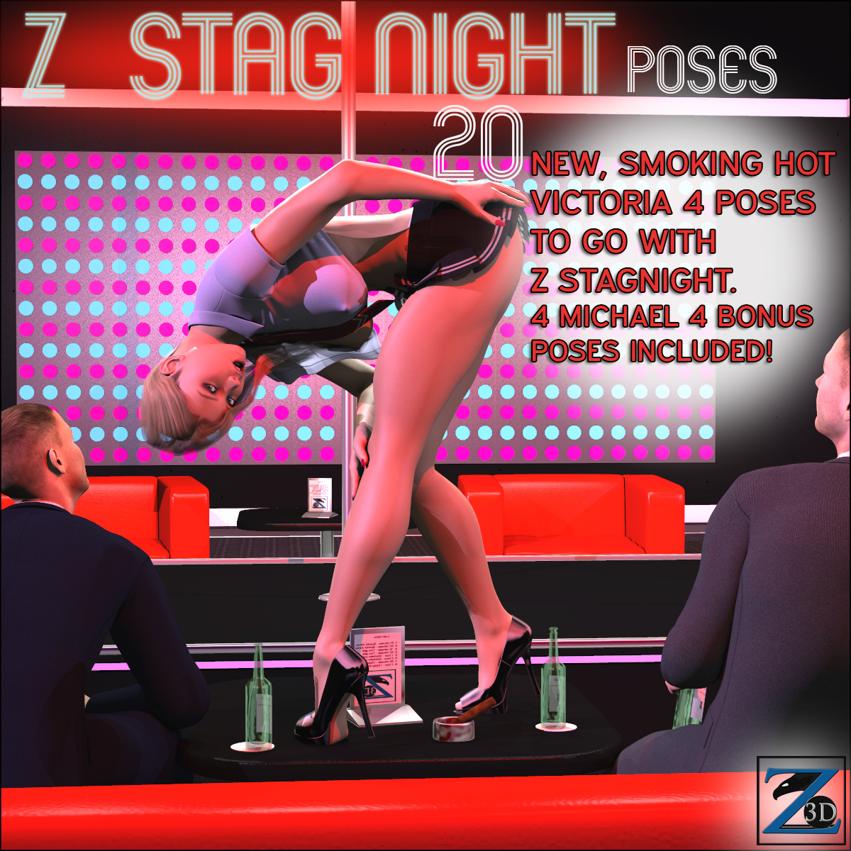 Z Stagnight - Poses