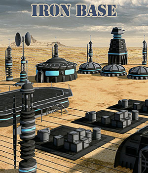 Iron base by 1971s