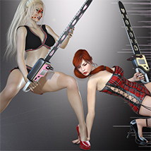 Z Miss Sexy Massacre image 2