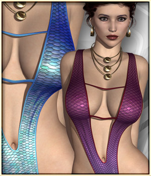 Faxhion - Tiny Bikini VIII 3D Figure Essentials vyktohria