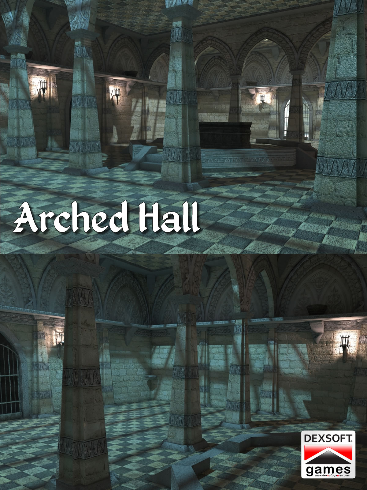 Arched Hall