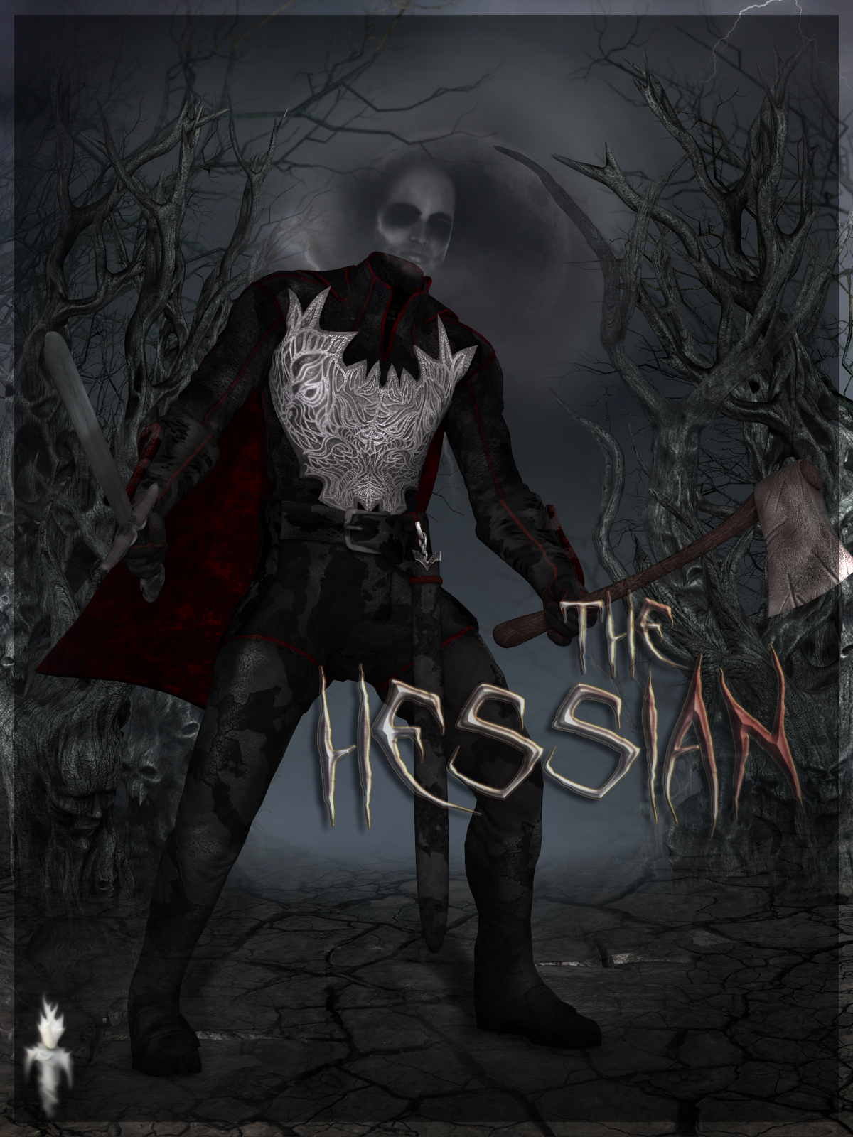 HPS1M : The Hessian by Hinkypunk