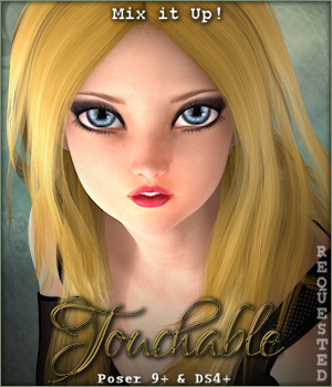 Touchable Doll 3D Figure Essentials -Wolfie-