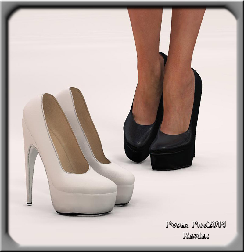 Xasai Platform Pumps for Victoria 4