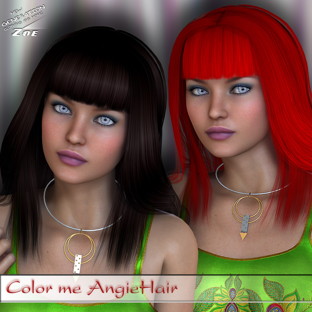 Colorme AngieHair by Zoe