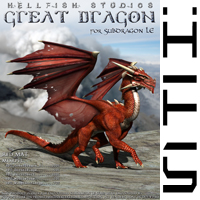 HFS Great Dragon for SubDragon - Extended License image 1