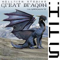 HFS Great Dragon for SubDragon - Extended License image 2