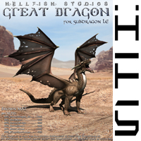 HFS Great Dragon for SubDragon - Extended License image 3