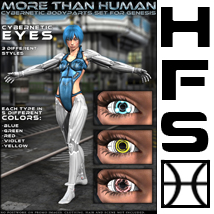 HFS More Than Human - Extended License image 6