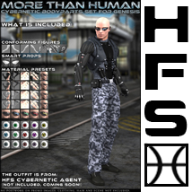 HFS More Than Human - Extended License image 7
