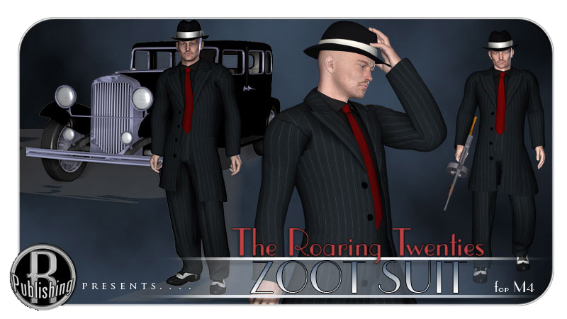 Zoot Suit for M4 - Extended License