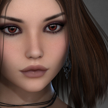 Bailey - Character and Hair image 3