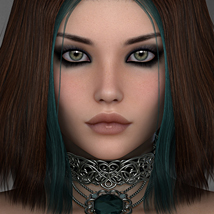 Bailey - Character and Hair image 7