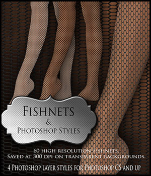 Fishnets & Styles 2D Graphics Merchant Resources antje