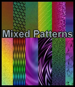 Mixed Patterns Merchant Resources 2D Twins72