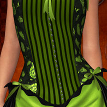 Hallows Eve for Bustier Dress image 5