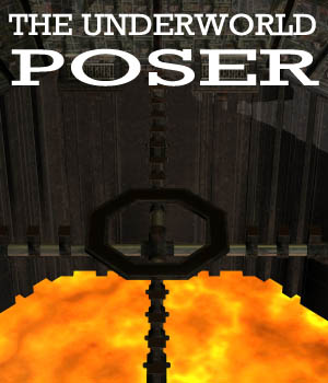 The Underworld for Poser 3D Models Oskarsson