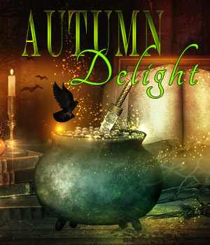 Autumn Delight Backgrounds by Makena
