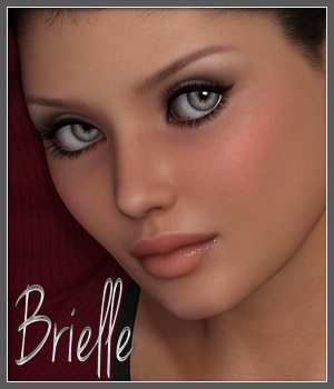 SV7 Brielle 3D Figure Essentials Seven