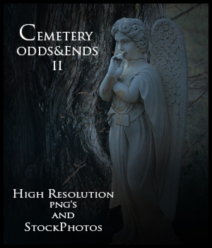 Cemetery - Odds & Ends - 2 2D Graphics Merchant Resources antje