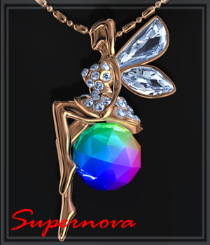 BijouxAnew Fairy Charm 3D Figure Essentials -supernova-