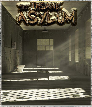 Insane Asylum 1: Corridor/Room Construction Set 3D Models 3-d-c