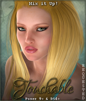 Touchable Ianthe 3D Figure Essentials -Wolfie-