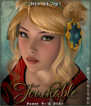 Touchable Xinxue 3D Figure Essentials -Wolfie-