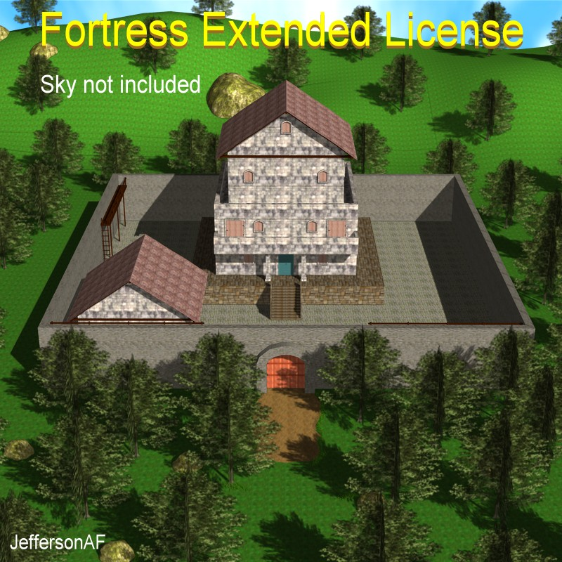 Fortress-EXTENDED LICENSE
