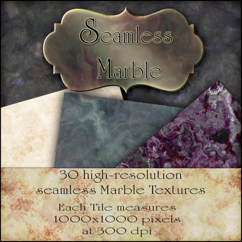 Merchant Resource - Seamless Marble