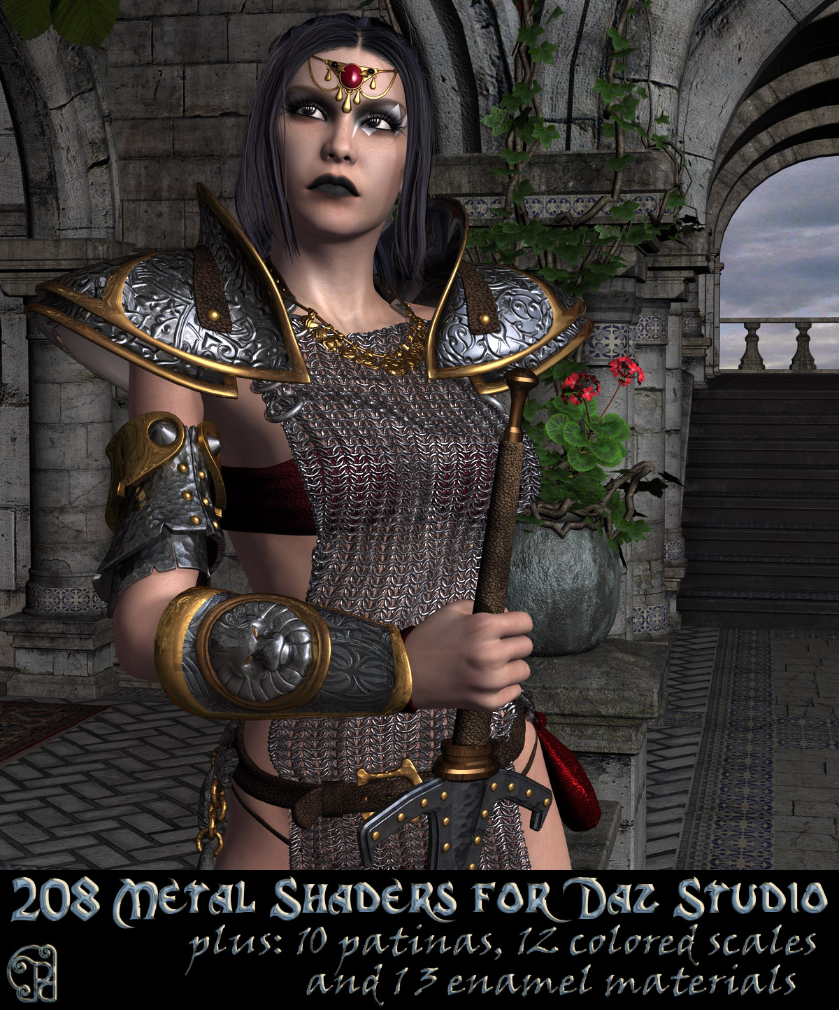 Studio Shaders Pd-metals Daz Studio Shaders