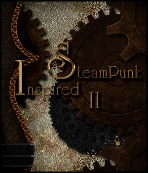 SteamPunk Inspired 2 2D Graphics antje