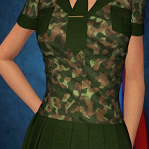 Camo Girl for Sexy Fancy 1 image 1