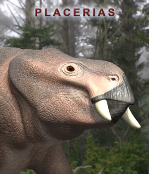 Placerias 3D Figure Essentials MNArtist