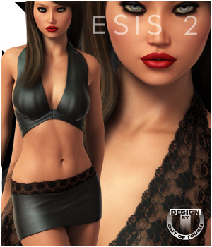 X20 Fire for Genesis 2 Female(s) 3D Figure Essentials outoftouch