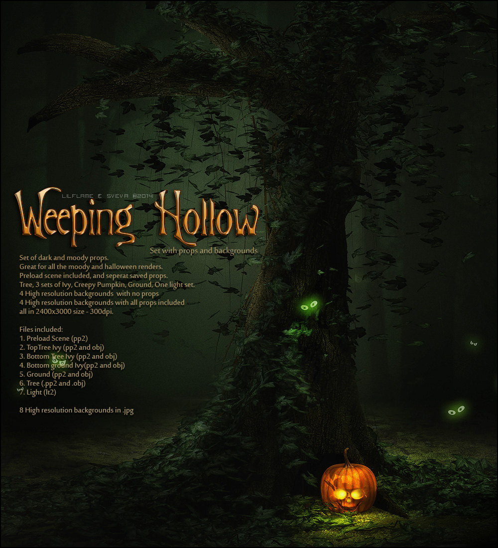 Weeping Hollow