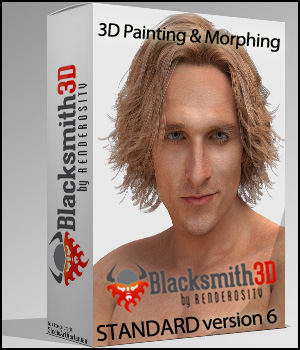Blacksmith3D Standard version 6 3D Software : Poser : Daz Studio : iClone Blacksmith3D