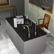 School Chemistry class - Extended License image 6